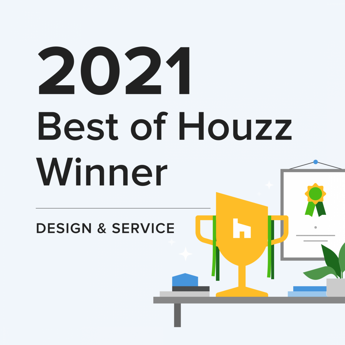 Classic Remodeling Receives Best of Houzz 2021