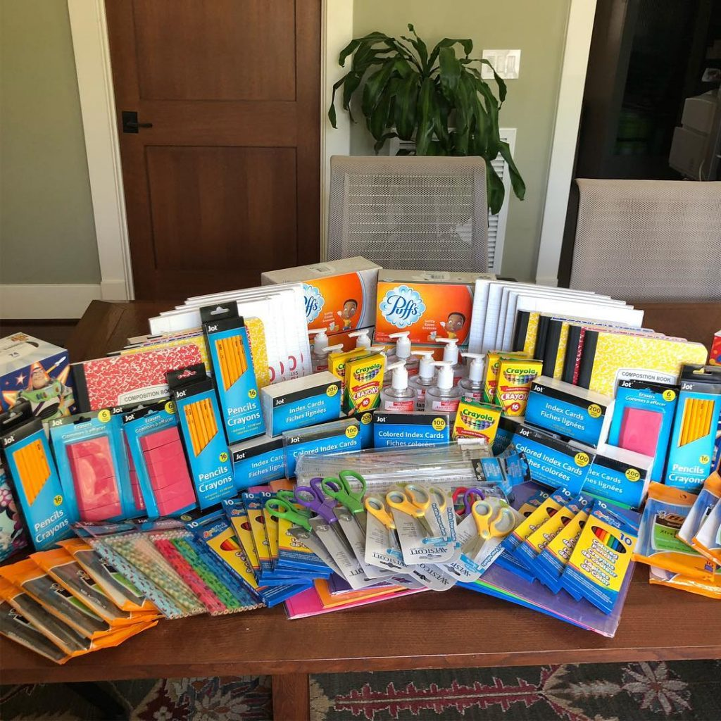 Pens, Paper, Notebooks, Pencils and Other School Supplies